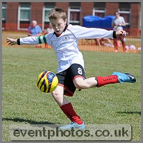 Football action North West