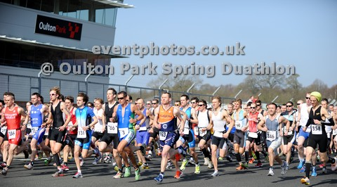 Oulton Park Duathlon Photo