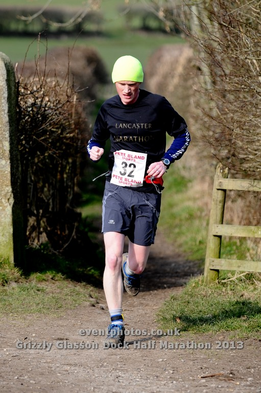 Grizzly Glasson Dock Half Marathon Photo